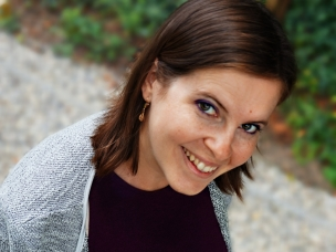 Olga Weiss, Bloggerin auf Noch so ne Mutti