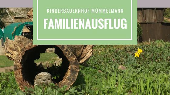 Familienausflug auf den Kinderbauernhof Mümmelmann im Berliner Umland