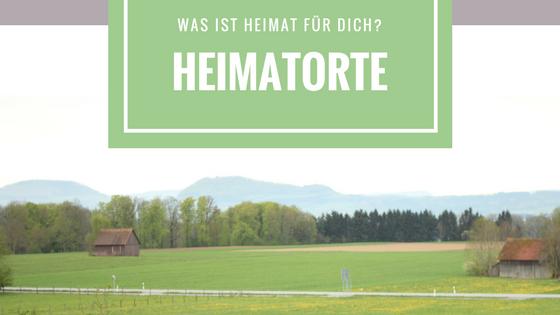 Heimatorte Blogparade