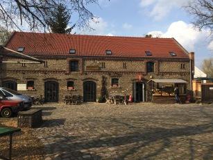 Das Hofcafé des Kinderbauernhofs Mümmelmann