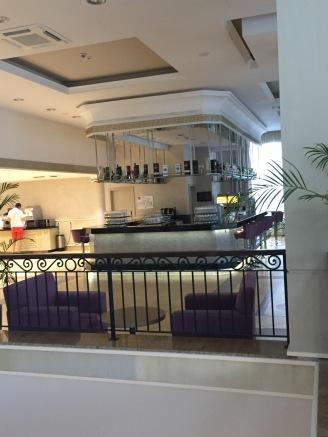 Lobby Bar Clubhotel RIU Helios Paradise,