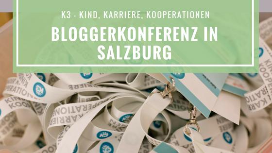 Bloggerkonferenz K3 in Salzburg