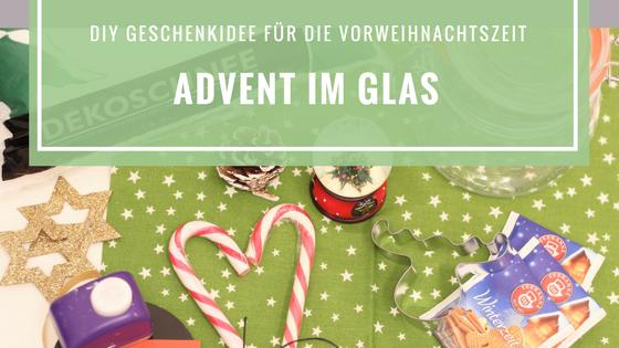Beitragsbild Advent im Glas